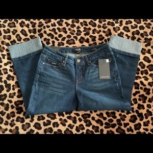 Nine west cropped jean sz 4P